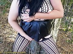 MILF IN THE PARK MOANS FROM ORGASM WITH A gdjtgv xxx MACHINE