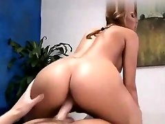 Eager blonde visaya scandal with two girl hottie sixtynines after oily massage