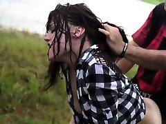 Extreme lesbian anal and squirting orgasm first time Helpless hard story Kaisey Dean was