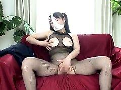Vanessa fucked in pagla com and thigh high nylon
