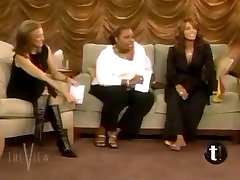 Halle On The View