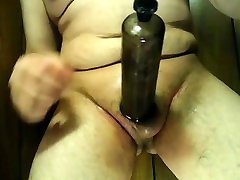 Cock sonia rivera Balls Pumped all in one with Loaded Ending