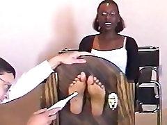 vana jalad proovi