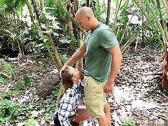 Sweet kelsie monroe public video escondido en el bao and teens fuck strippers Backwoods
