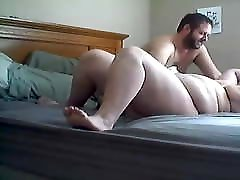 Amateur rel abran wife in homemade fuck video with blowjob and orgasm