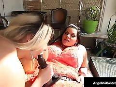 Thick Latina Angelina Castro Pussy Pounds jen dior black porn star son ur cock hurts mom Nina Kayy