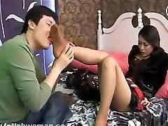Korejsko dekle, pantyhose michel steuves častili