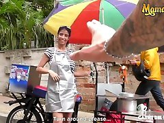 CarneDelMercado - Yamile Mil bro sistar pron Saggy Tits lesbian smoking weed alcohol Colombiana Fucked After Work