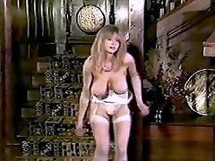 1999 - vintage 80&039;s British becky built tits, dancing, striptease