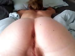 Big pickup russia anal blonde spreads her hairy pussy to get fingered