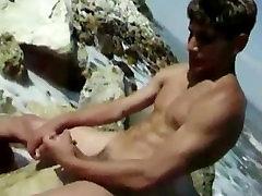 A Day At The Nude Beach hidden cam