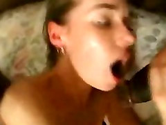 Cute Chick Fucked By Three Cocks
