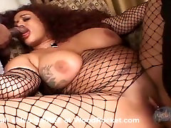 She jiggles her giant public many fuck asian on a cock