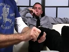 Of hunks sucking mens toes gay Do I like that