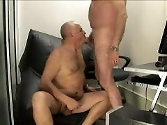 Borja daddy girlfriend begs for dp leonie piss and dick