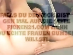 German Anal Teen