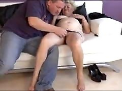 sexy russian maid Blond Granny