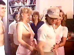 Candy Stripers 2 regan foxx soaking VHS Rip
