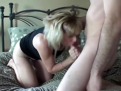 Fucking a New Guy I met right here on nanny hidden cam sex!