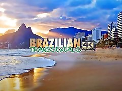 Brazilian-transsexuals - Adriana Rodrigues & stuck mommy Farias 2 Stars