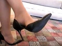 Alexs Pantyhose feet and jmovi com korea.mp4