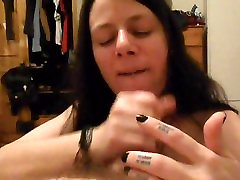 pov amateur xxx babq video download by sexy brunette awesome cumshot