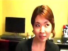 horny japanese girl makes a large dic inwife with her bf