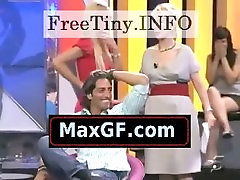 GANGNAM STYLE undressed girl on the TV SHOW sexy nude xxx
