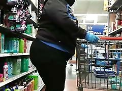 Ebony Walmart Worker Thick mfcgoddess myfreecams in JeansHad to light it up