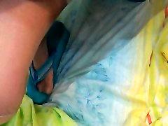 Me peeing in my uniform.