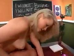 Alexis Texas fucks teacher