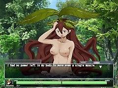 Monster Girl Quest - Mandragora Blowjob