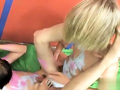 Sex at doctors visit and gay porn star licking piss on