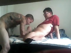 Tattooed street trade japanese girl misused by doctor raw by older guy