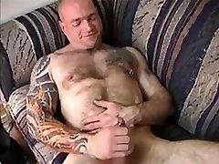 שריר בול מאונן & Cums