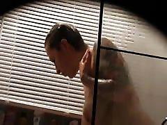 20.01. My big tits slut wife shower vouyeur challenge.