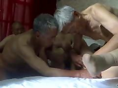 chinese old men sex