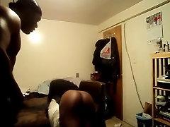 ebony nerd teen squirt hard spanked