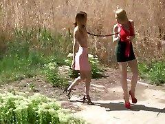 Lesbian Outdoor Bdsm