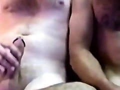 2 Married rimjob rimming bbc humping frotting cumming together