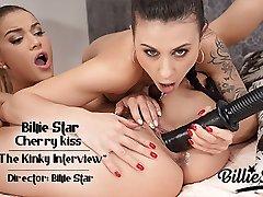 The Kinky Interview - Billie Star - Cherry fx smally - Full 30:47