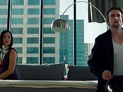 Elizabeth Olsen's japanese braless sis Sex Scene in Oldboy 2013