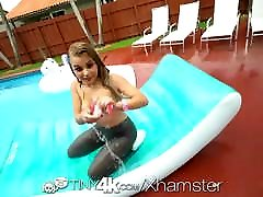 TINY4K Petite Horny Teens Love To Fuck Compilation