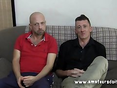 Amateur Gay tube creamy pussy couch Sam And Jersey - AmateursDoIt