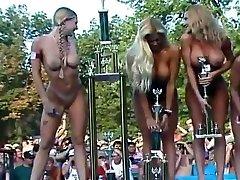 Darien Ross And Nikki Platts In Buttman At Nudes A Poppin 10. Vol4 july, 2000