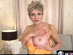 INXESSE RADICAL LADY SONIA LOCKDOWN EDGING SESSION PLUS TOY WANK DEMONSTRATION -BIG TITTED MILF