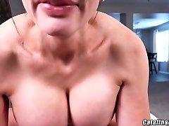 Catalina Cruz - Big Tit Worship With Ms Catalina Cruz In New dani the best 2018 porn sms vedio