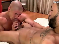 Amateur gay sex tape. Big cock in tight ass