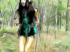 Waldelfe verirrt sich im CumWoodForest Part 1