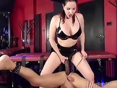 Welcome To Domina Snows Lair With Alexandra Snow